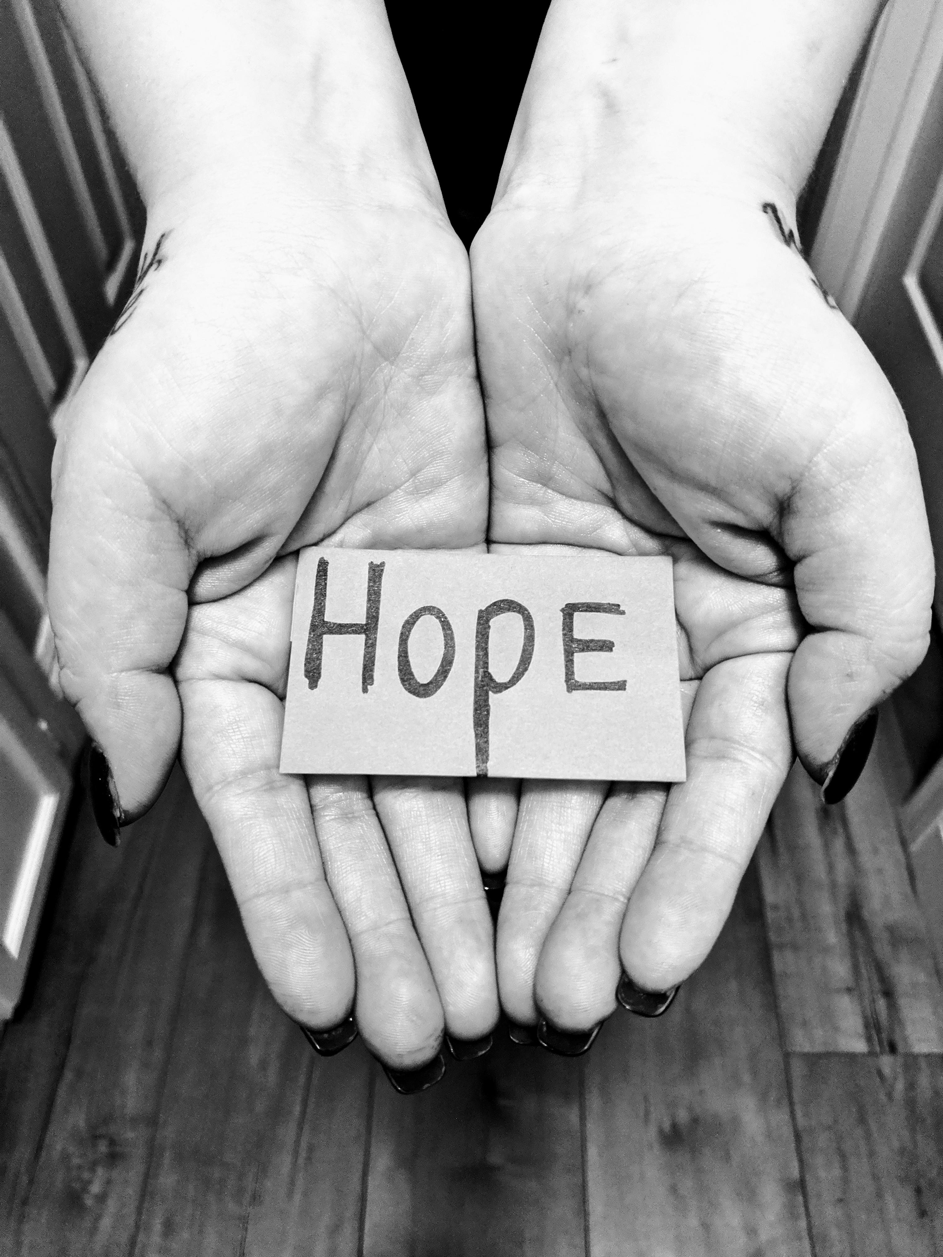 Ayuda social services program supporting survivors to rebuild their lives